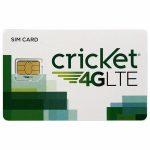 Cricket 4g lte