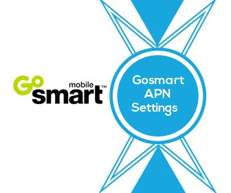 GoSmart Cellular Data Settings