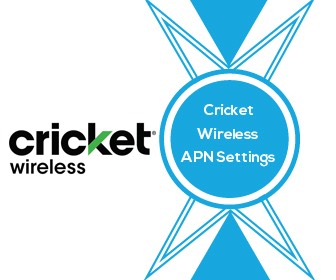 See Here For Cricket APN Settings