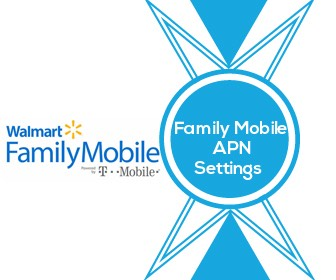 WallMart Family Mobile APN Settings